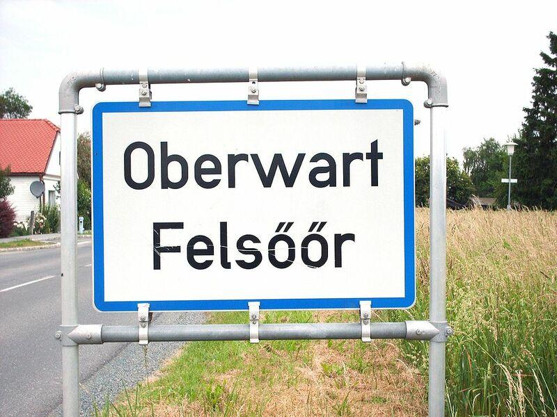 Ungarn Sprache