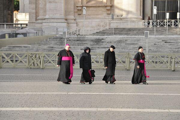 Vatikanstadt Einwohner
