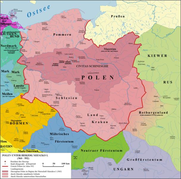 Germanische Stämme Karte.Kinderweltreise ǀ Polen Geschichte Politik