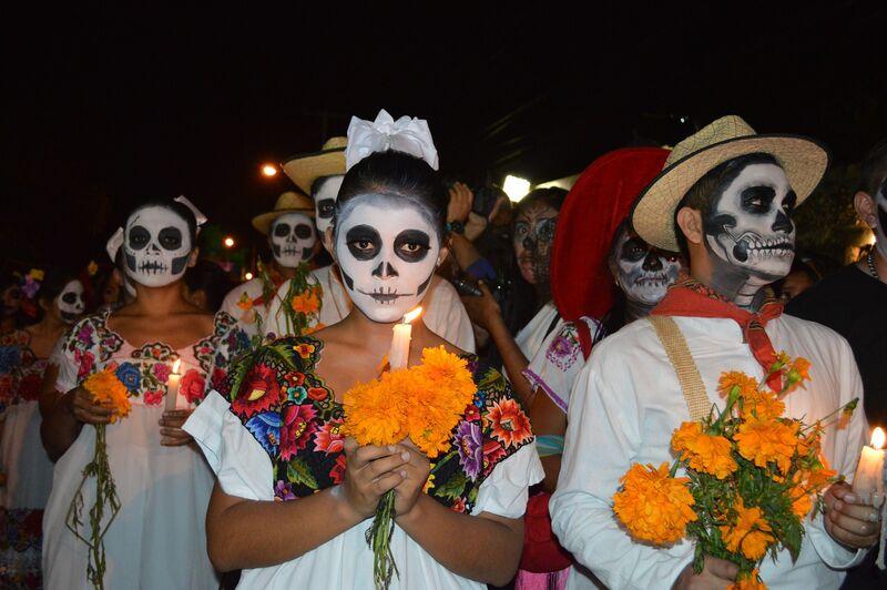 Kinderweltreise ǀ Mexiko Das Totenfest