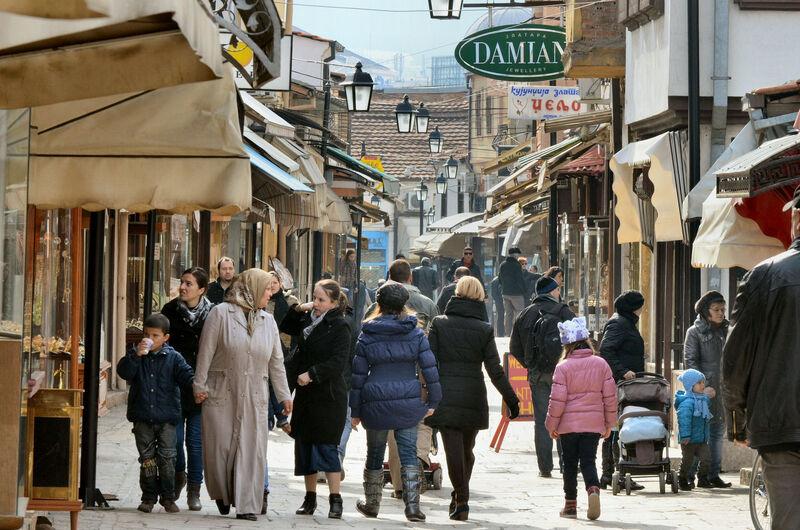 Männer wie ticken mazedonische Albanische Männer
