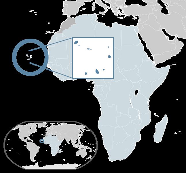 Wo Liegt Kapverden Karte.Kinderweltreise ǀ Kap Verde Land