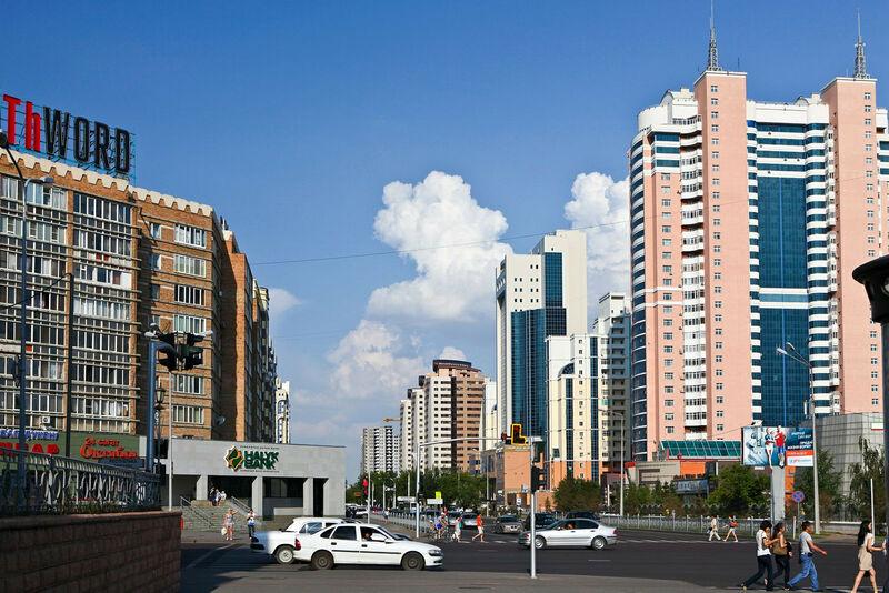 Kasachstan Hauptstadt Früher