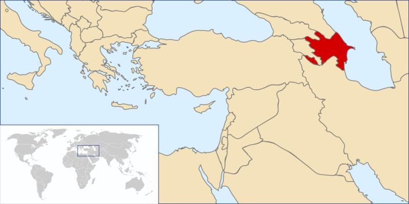 Kinderweltreise ǀ Aserbaidschan Land