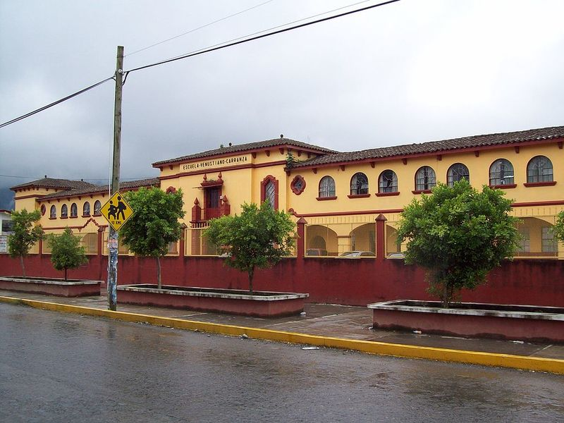 Kinderweltreise ǀ Mexiko - Schule in Mexiko