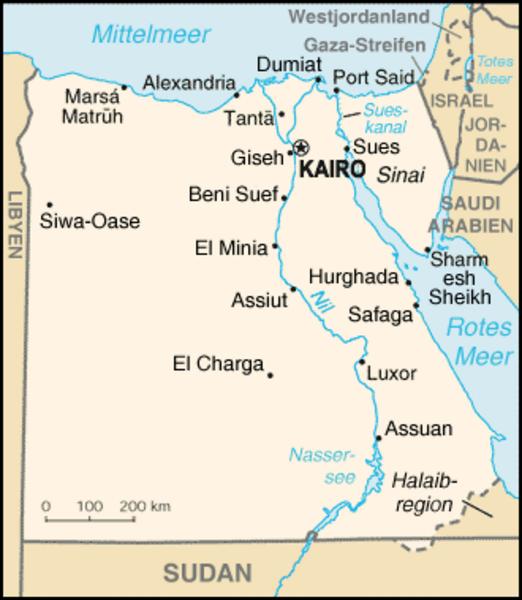 Karte ägypten Nil.Kinderweltreise ǀ ägypten Land