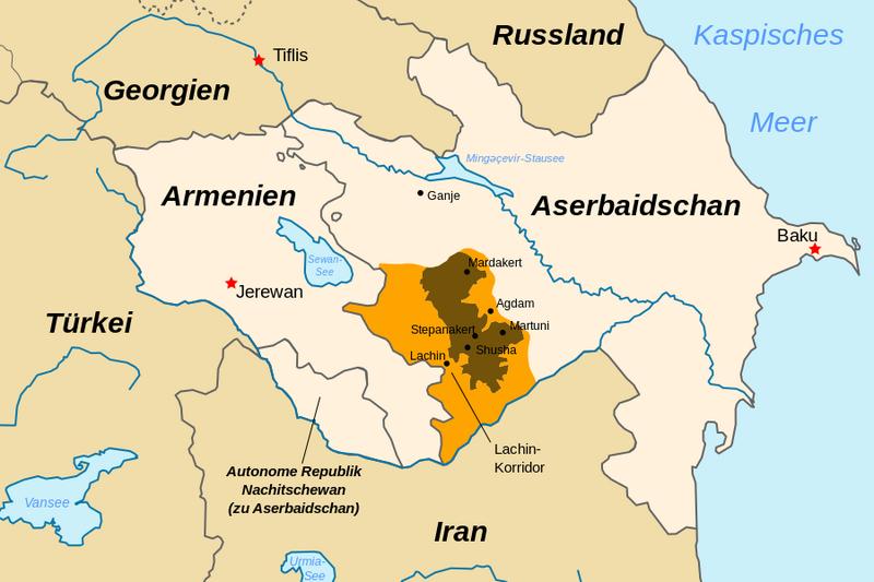 Armenien Karte.Kinderweltreise ǀ Armenien Geschichte Armeniens Ii