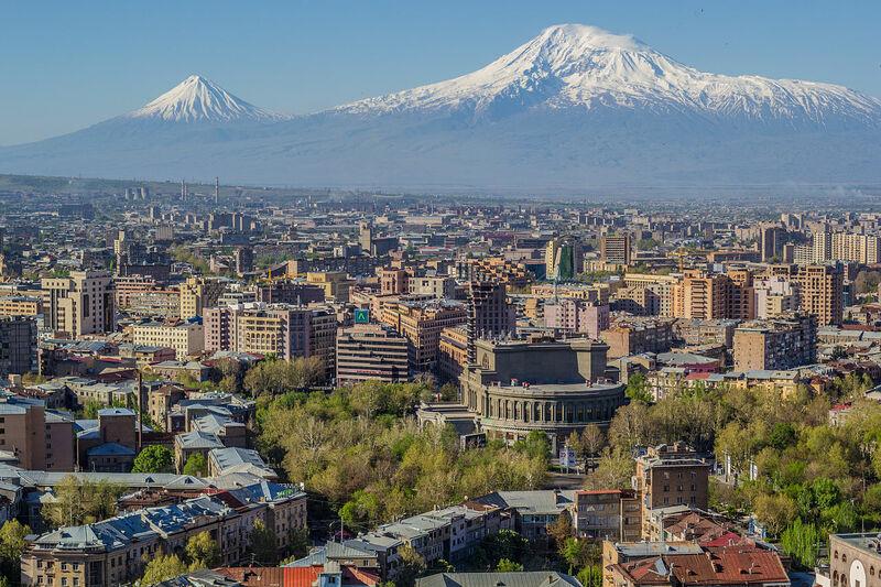 Kinderweltreise ǀ Armenien Hauptstadt Und Klima