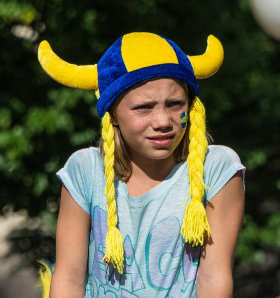 Schweden Mädchen