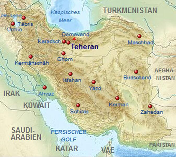 Karte Iran Nachbarlander.Kinderweltreise ǀ Iran Land