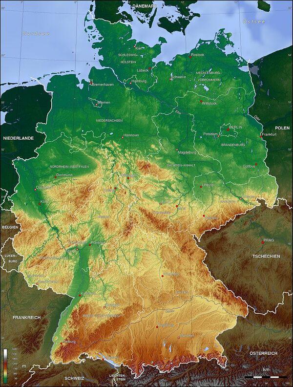Kinderweltreise ǀ Deutschland Land
