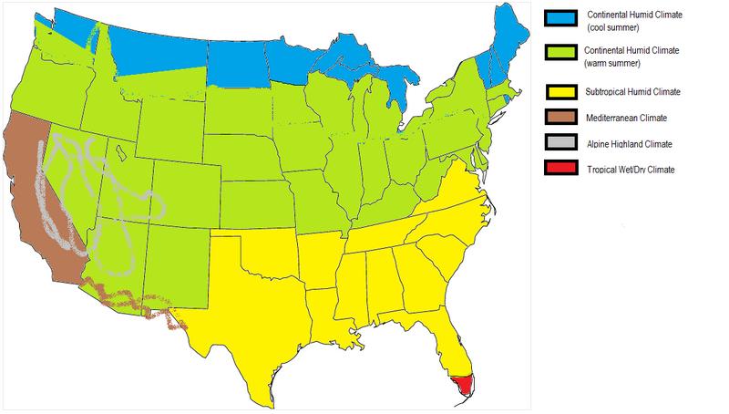 Kinderweltreise ǀ Vereinigte Staaten von Amerika - Städte ...