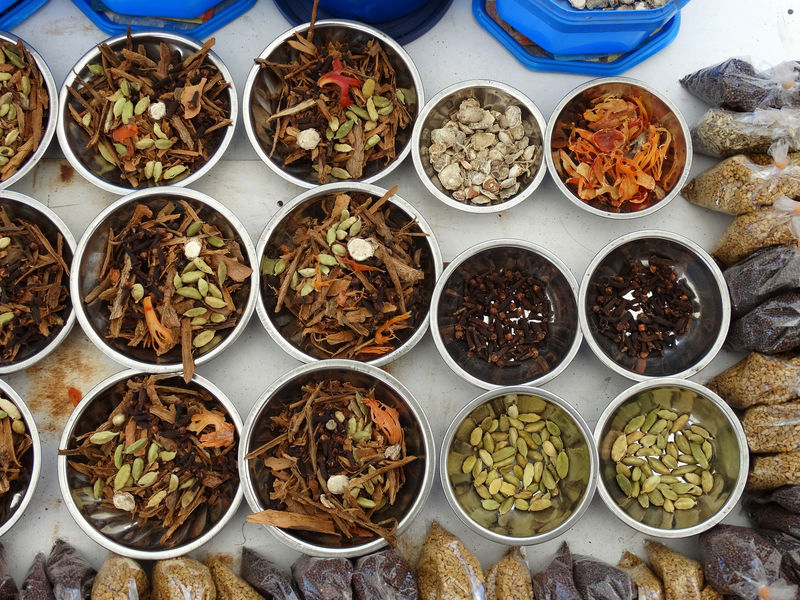 Kinderweltreise ǀ Sri Lanka - Essen