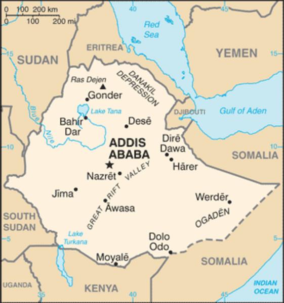 Karte Iran Nachbarlander.Kinderweltreise ǀ Athiopien Land