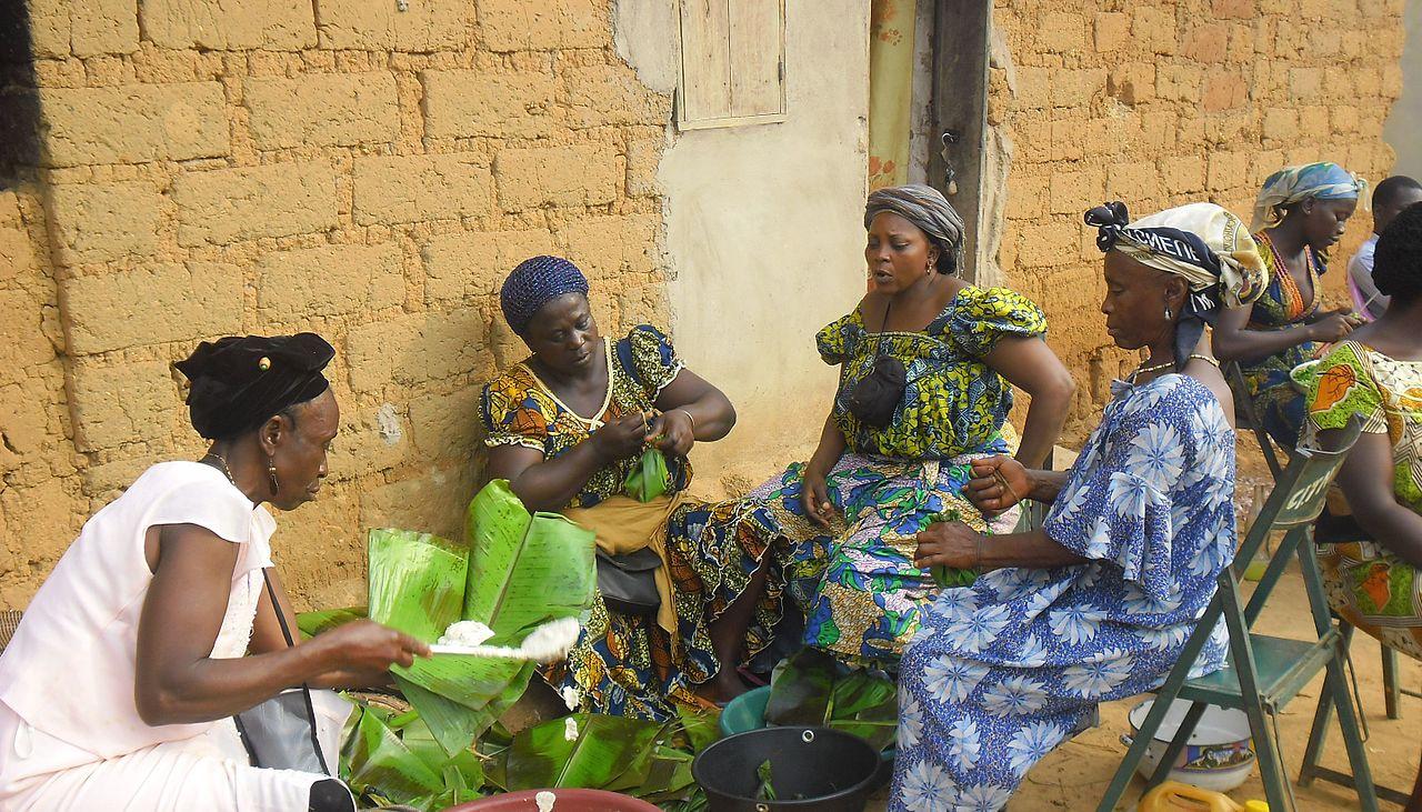 Kinderweltreise ǀ Kamerun - Sprachen in Kamerun
