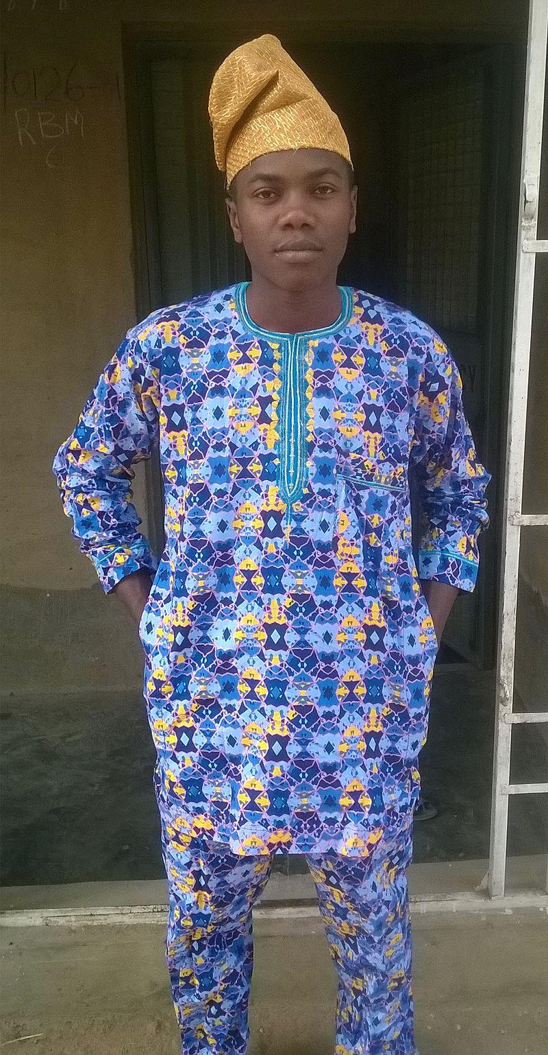Kinderweltreise Nigeria Leute