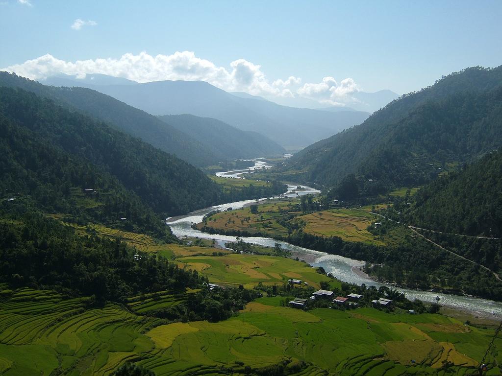 Butan Land