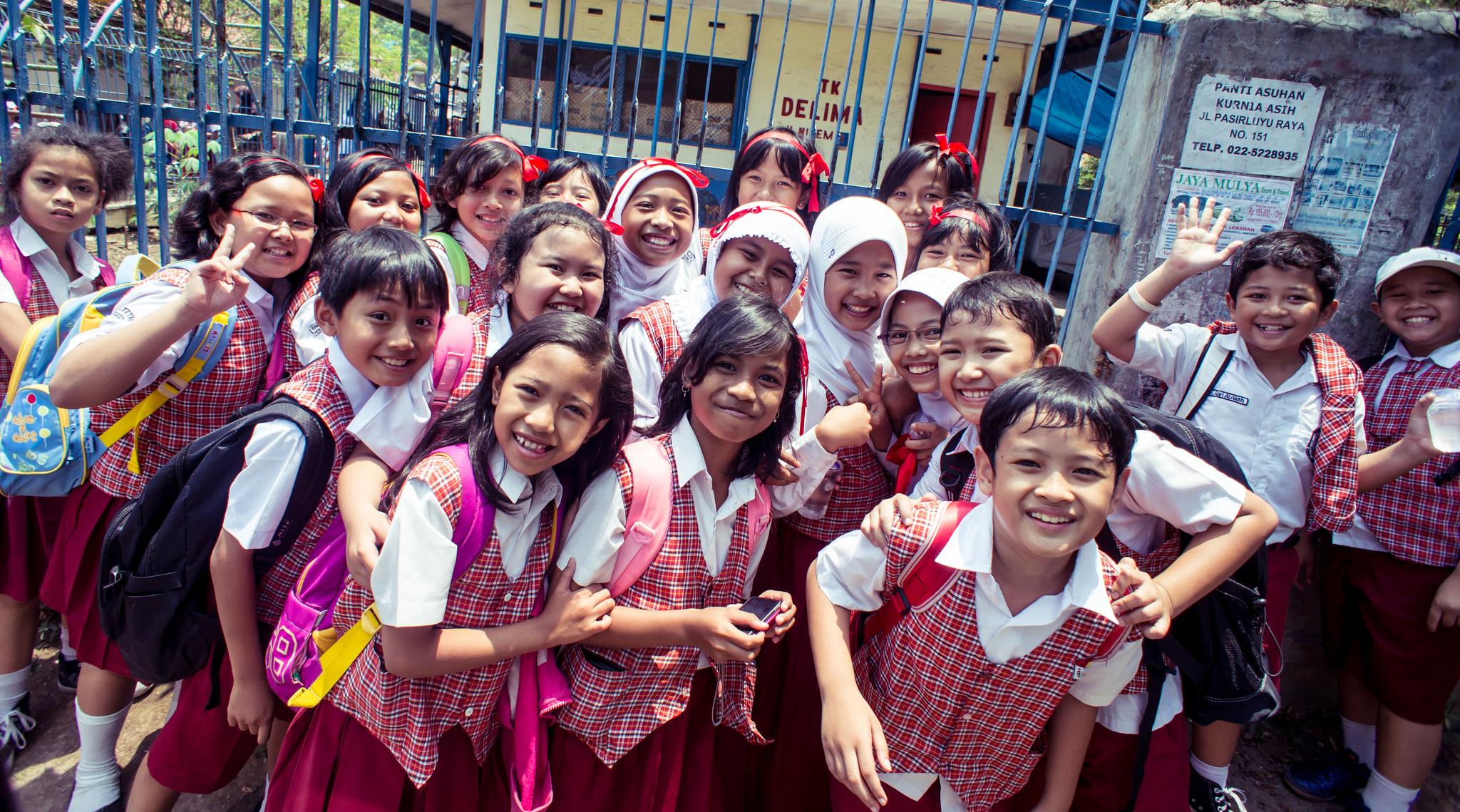Bild indonesische Mädchen Erwachsene