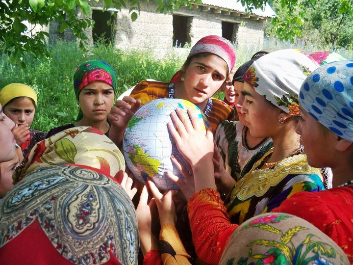 Kinderweltreise ǀ Tadschikistan - Leute
