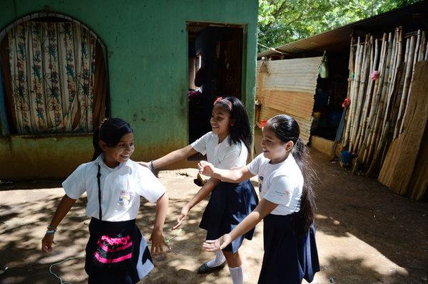 kinderweltreise nicaragua schule in nicaragua. Black Bedroom Furniture Sets. Home Design Ideas